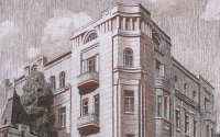 dohodnyiy-dom-ahchievyih-pervonachalnyiy-vid-zdaniya-bumaga-ugol-sangina-2013-g-65x50