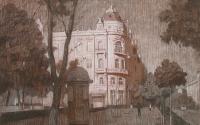 dom-gorodskoy-upravyi-bumaga-ugol-sangina-2013-g-60x80