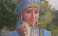 portret-marii-iz-serii-portretyi-folk-stil-ansamblya-rostok-h-m-2012-g-50x40-2